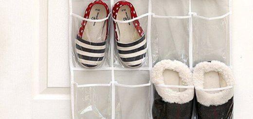 20 Ways To Use A Hanging Shoe Organizer