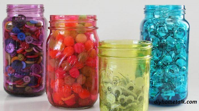 8 Amazing Ways to Turn Pickle Jars Into Home Decor!