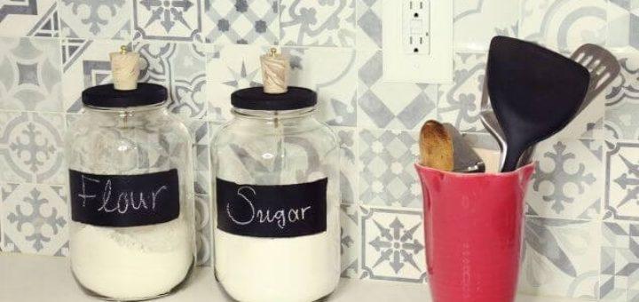 8 Amazing Ways to Turn Pickle Jars Into Home Decor!