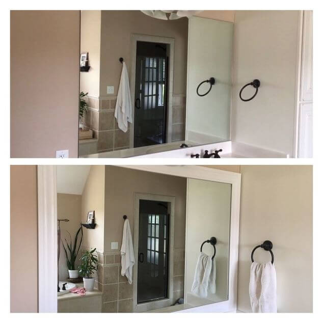 Top 10 Most Important Tips for Framing Out Mirrors