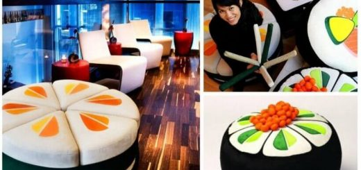 Unusual Furniture That You Want To Eat