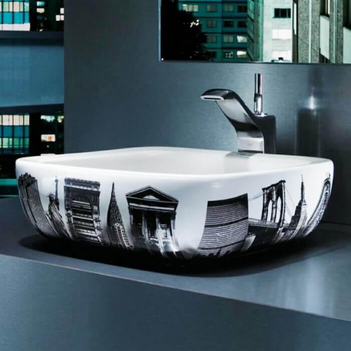 12 Unusual Sinks For The Bathroom