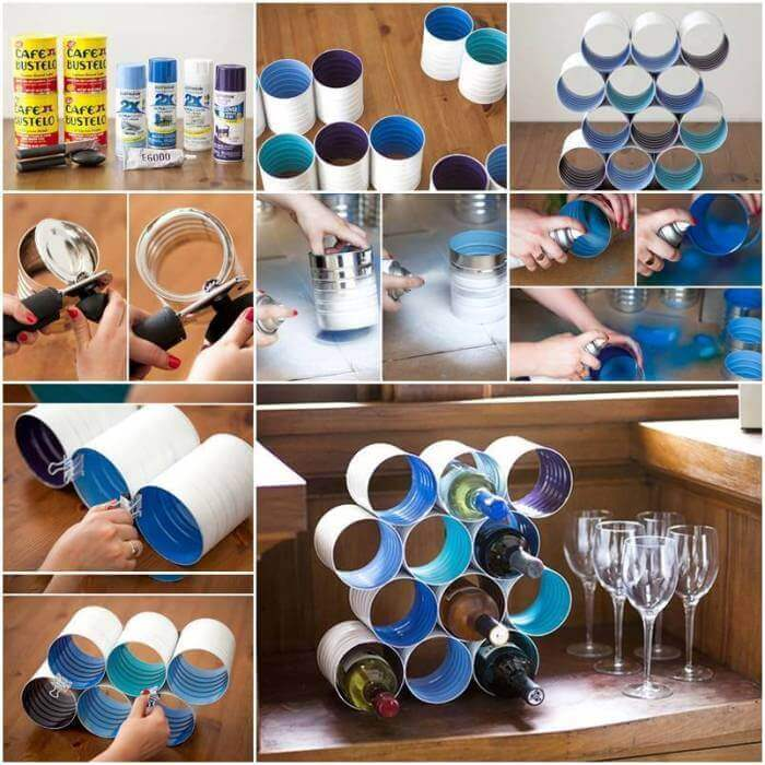 12 Creative ideas For Using A Can