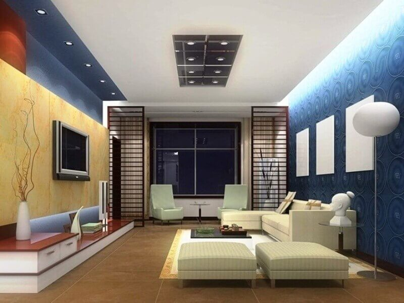Fashion Trends In Interior Of Apartments