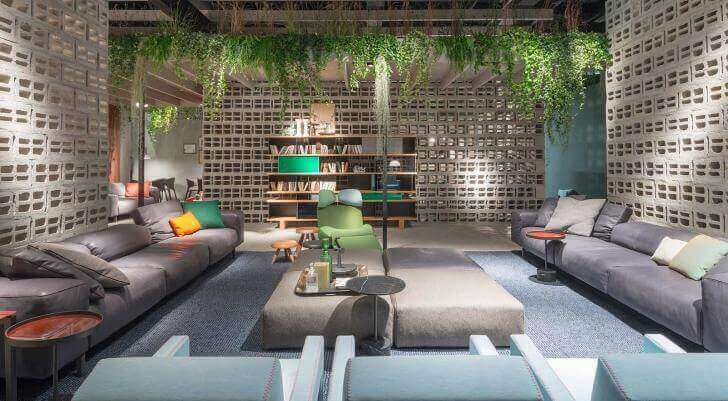 Fashionable Interiors Design ideas