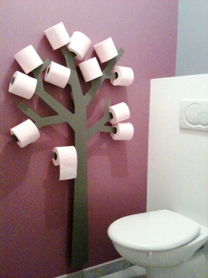 Funny Toilet Paper Holders