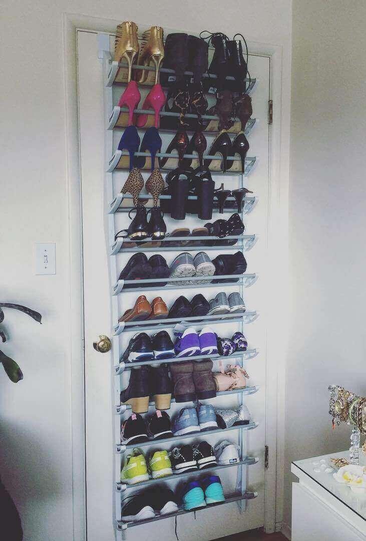 creative shoe storage ideas