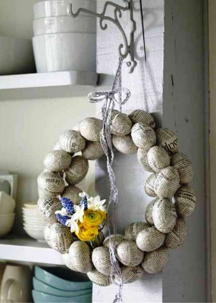 12 Beautiful Easter Home Decorations