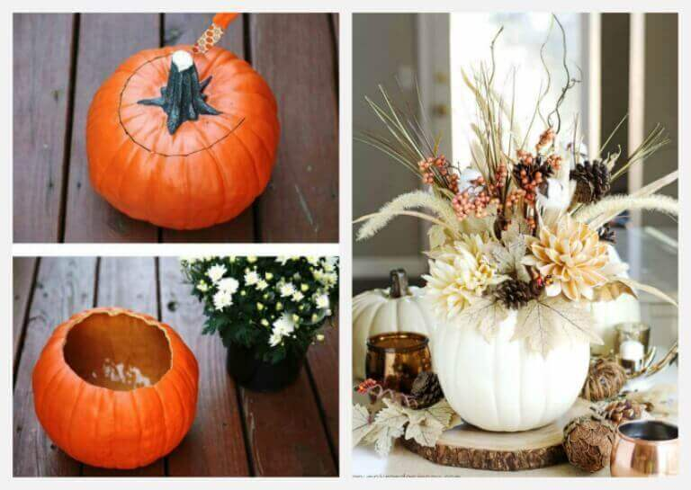 12 Charming Examples Of Autumn Decor