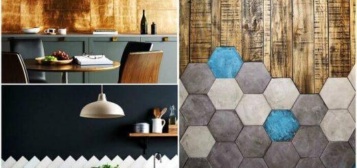 12 Amazing ideas For Using Ceramic Tiles in The Interior