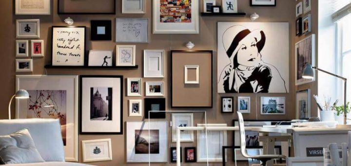 30 creative wall decoration ideas