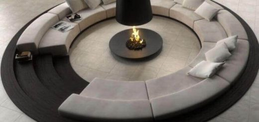 12 Most Unusual Fireplaces