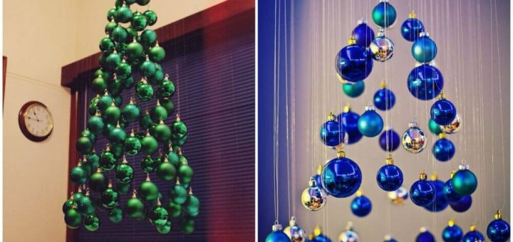 12 Cool Ideas For New Year Tree 2021