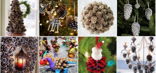 12 DIY Crafts Of Cones For New Year 2021