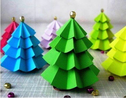 DIY New Year paper crafts 2021