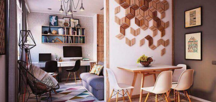 Best Modern Studio Apartment Interiors