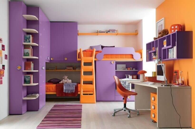 Unusual Design of Children's Rooms